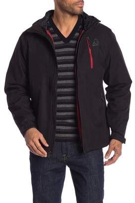 Gerry Tri Sphere Vapor Systems 2-in-1 Hooded Jacket
