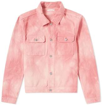 Pink Denim Jacket Men Shopstyle