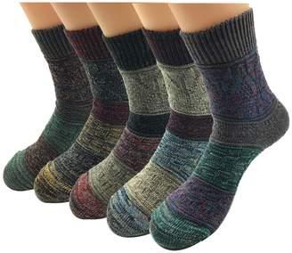 Happy Socks Sumery Spring Autumn Harajuku Trendy Vintage Cotton Long Socks Men