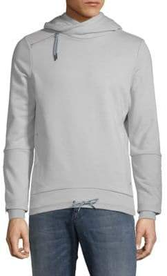 Scotch & Soda Classic Long-Sleeve Hooded Sweatshirt