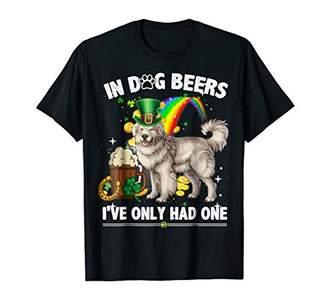 Polish Tatra Sheepdog Dog T-Shirt Irish St Patrick Day