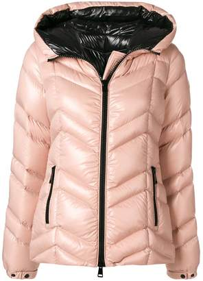 Moncler down filled hooded puffer jacket
