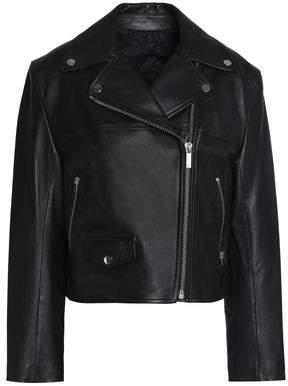 Helmut Lang Leather Biker Jacket