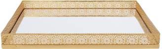 Marbella Villari Gold-Plated Medium Tray