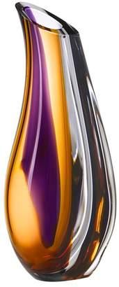 """Kosta Boda Orchid"""" Vase, 14.5"""" by"""