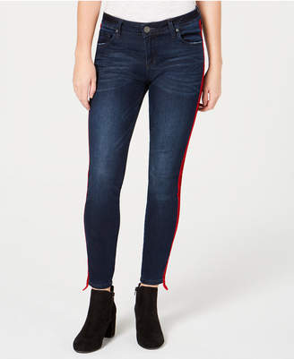 KUT from the Kloth Connie Striped Jeans