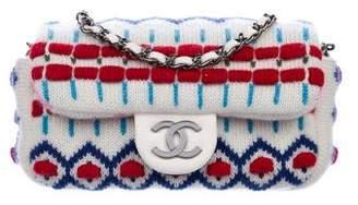 Chanel Paris-Salzburg Extra Mini Cashmere Flap Bag