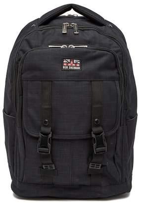 Ben Sherman Heather Computer Backpack