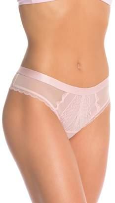 B.Tempt'd B.Cherished Lace Thong