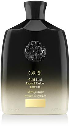 Oribe Gold Lust Repair & Restore Shampoo $49 thestylecure.com