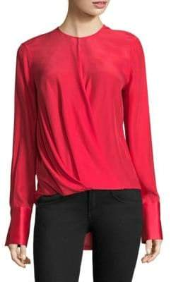 Rag & Bone Max Silk Blouse