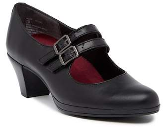 Munro American Alicia Water Resistant Mary Jane Pump - Multiple Widths Available