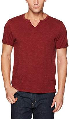 Buffalo David Bitton Men's Kirose Short Sleeve Crewneck Fashion T-Shirt