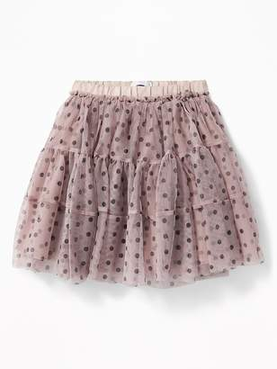 Old Navy Tiered Tutu Skirt for Toddler Girls