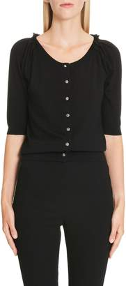 Dolce & Gabbana Jewel Button Cardigan