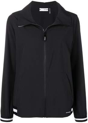 DKNY logo bomber jacket