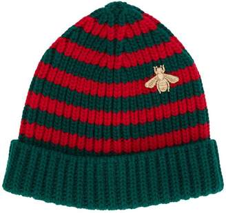Gucci Webbing knitted hat
