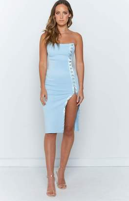 The Edit Giselle Dress Baby Blue