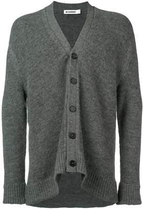 Jil Sander boxy buttoned cardigan