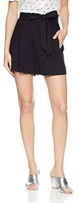 BB Dakota Women's Edmond High Waisted Short