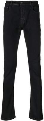 Rick Owens skinny fit jeans