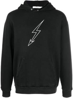 Givenchy Lightning hoodie
