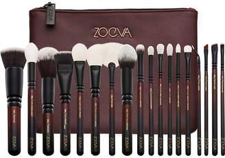 Zoeva Ladies Queens Guard Brush Set X18