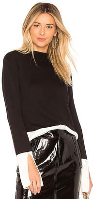 Sen Keystone Colorblock Sweater