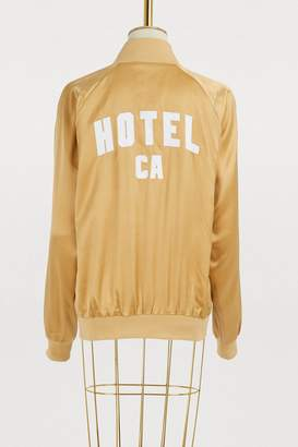 +Hotel by K-bros&Co Hotel 1171 Satin Hotel CA jacket