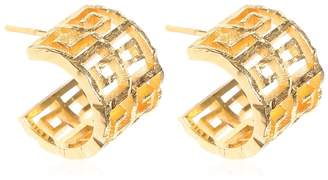 Givenchy 4g Hoop Earrings