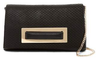 Vince Camuto Ensie Leather Clutch