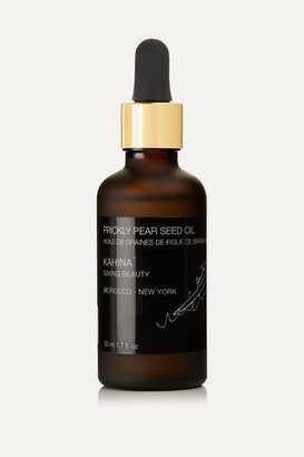 Kahina Giving Beauty Prickly Pear Seed Oil, 50ml - Colorless