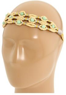 Juicy Couture - Hippie Wrap Glass Bead Headband