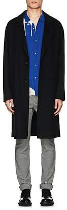 Ami Alexandre Mattiussi Men's Double-Faced Wool Felt Topcoat