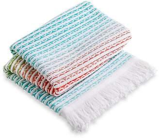 Christy Beach Tenby Fringed Beach Towel