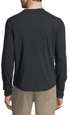 Original Penguin Men's Long-Sleeve Henley T-Shirt