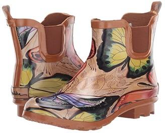Anuschka Ankle Rain Boot