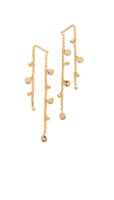 Jules Smith Marlin Stud Earrings $65 thestylecure.com