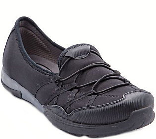 BareTraps Sport Casual Slip-on Sneakers - Holeigh $61 thestylecure.com