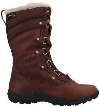 0b4fa1941f5 Timberland Brown Rubber Boots For Women - ShopStyle UK