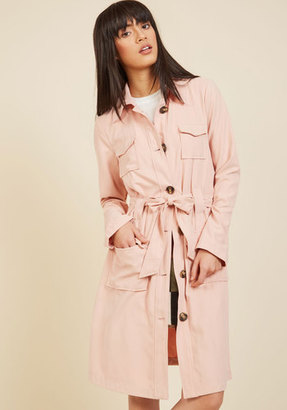 Rock Down to Eclectic Avenue Trench in L $99.99 thestylecure.com