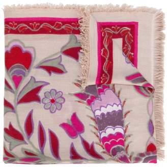 Hemisphere Panja scarf