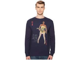 Vivienne Westwood Crew Neck Sweatshirt Men's Sweatshirt