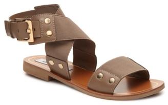 Steve Madden Cidnie Flat Sandal $80 thestylecure.com