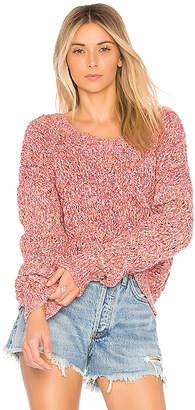 NAADAM Tulip Stitch Pullover
