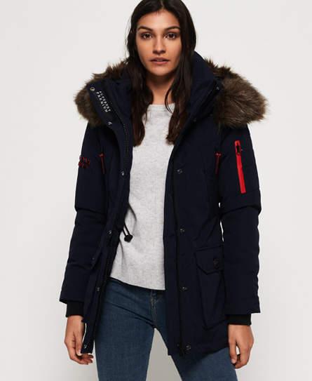 Premium Down Alps Coat