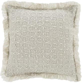 DKNY Geo Jersey Woven Cushion