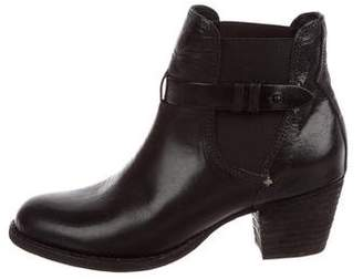 Rag & Bone Durham Leather Booties w/ Tags
