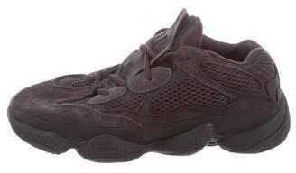Yeezy 500 Utility Black Sneakers