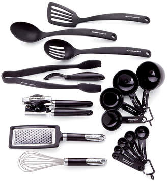 KitchenAid Kitchen Aid Kitchen 17-pc.Gadget & Tool Set